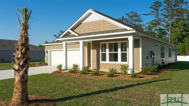 104 River Run Drive, Pooler, GA 31322 (MLS #243957) :: Bocook Realty