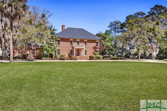 506 Buccaneer Bend, Savannah, GA 31406 (MLS #243959) :: Savannah Real Estate Experts