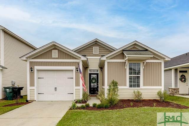 199 Chapel Lake Circle S, Savannah, GA 31419 (MLS #243960) :: Heather Murphy Real Estate Group