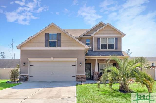 220 Crooked Oaks Drive, Rincon, GA 31326 (MLS #243984) :: Bocook Realty