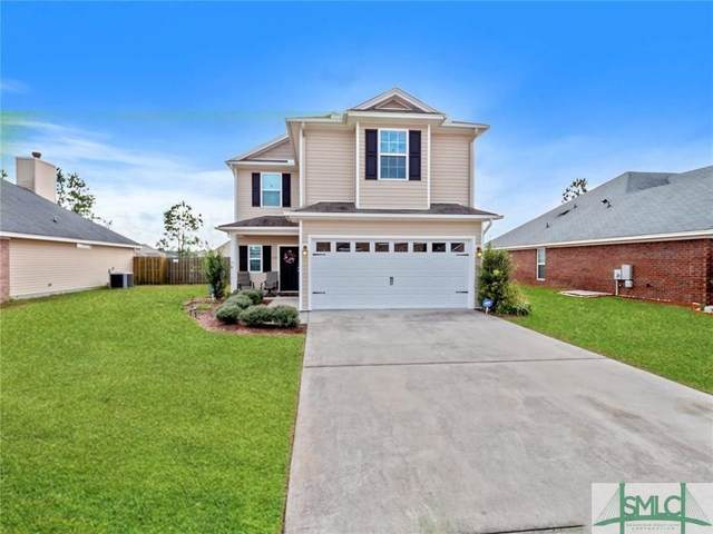 133 Cumberland Way, Savannah, GA 31322 (MLS #243992) :: Savannah Real Estate Experts