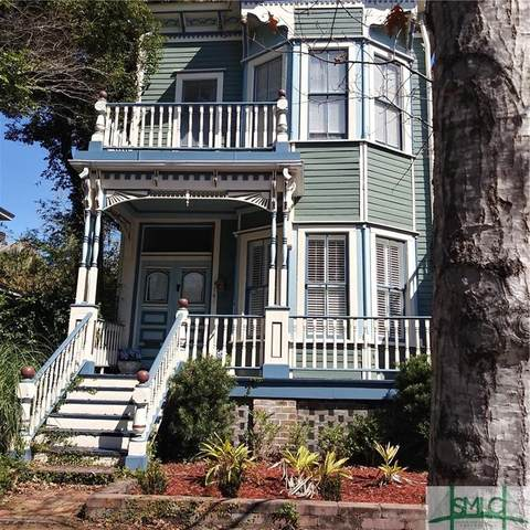 414 E Huntingdon Street, Savannah, GA 31401 (MLS #243999) :: Liza DiMarco