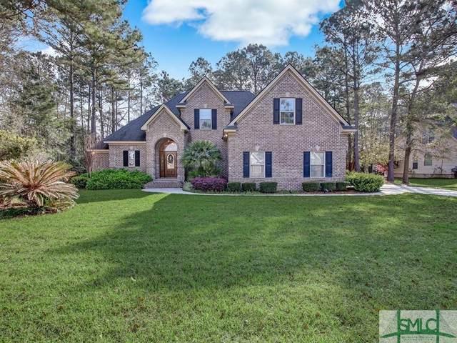 502 Mcgregor Circle, Richmond Hill, GA 31324 (MLS #244025) :: Savannah Real Estate Experts