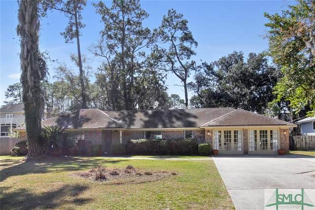 19 Vista Point Drive, Savannah, GA 31406 (MLS #244036) :: Keller Williams Coastal Area Partners