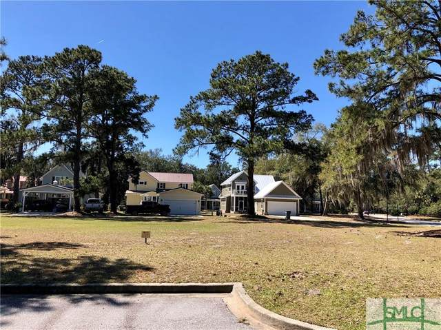 Lot 11 Marina Drive, Midway, GA 31320 (MLS #244037) :: Keller Williams Coastal Area Partners