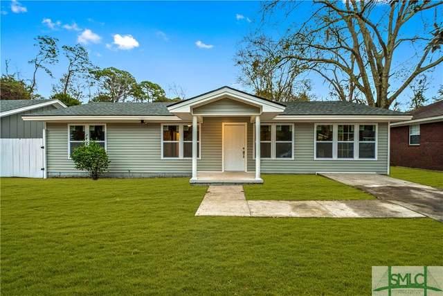 3204 Hazel Street, Savannah, GA 31404 (MLS #244055) :: Keller Williams Coastal Area Partners