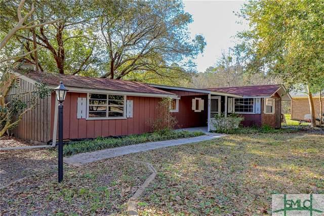 973 Ga Hwy 17 Highway N, Guyton, GA 31312 (MLS #244095) :: Coastal Savannah Homes