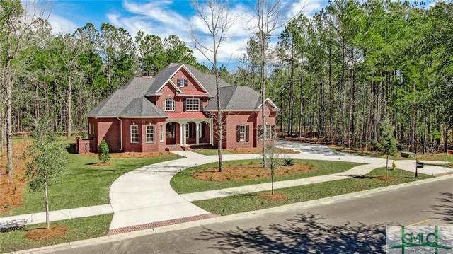 238 Westbrook Lane, Pooler, GA 31322 (MLS #244096) :: Heather Murphy Real Estate Group