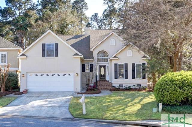 206 Island Creek Lane, Savannah, GA 31410 (MLS #244104) :: RE/MAX All American Realty