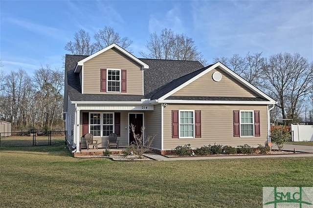 214 Stonebrook Way, Statesboro, GA 30458 (MLS #244118) :: RE/MAX All American Realty