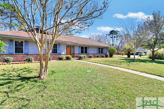 105 Red Fox Drive, Savannah, GA 31419 (MLS #244126) :: Keller Williams Coastal Area Partners