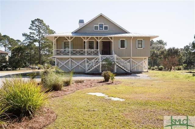 898 Jerico Marsh Road, Midway, GA 31320 (MLS #244132) :: Coldwell Banker Access Realty