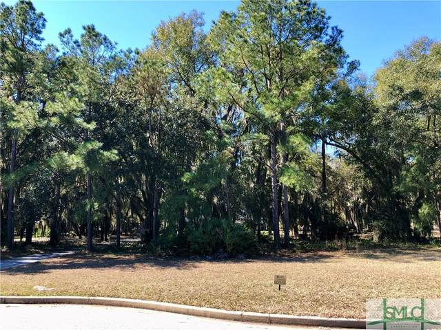 Lot 55 Salt Marsh Drive, Midway, GA 31320 (MLS #244138) :: Keller Williams Coastal Area Partners