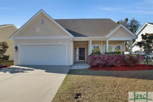 31 Olde Gate Court, Pooler, GA 31322 (MLS #244199) :: Heather Murphy Real Estate Group