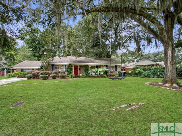 1312 Brightwood Drive, Savannah, GA 31406 (MLS #244201) :: Savannah Real Estate Experts