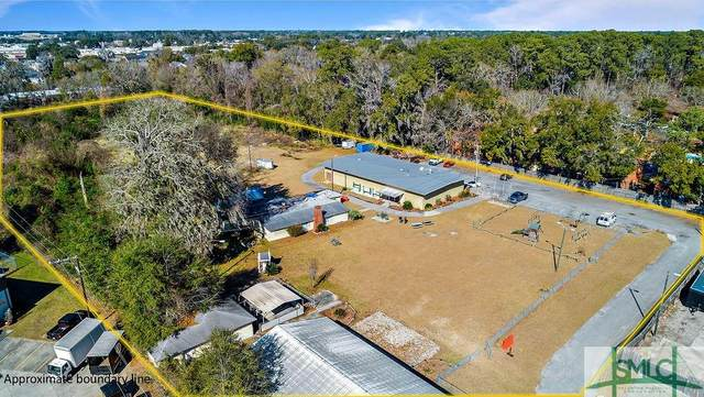 700 Christopher Drive, Savannah, GA 31406 (MLS #244220) :: Heather Murphy Real Estate Group