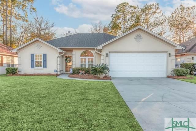 25 Bakers Crossing, Savannah, GA 31406 (MLS #244225) :: Savannah Real Estate Experts