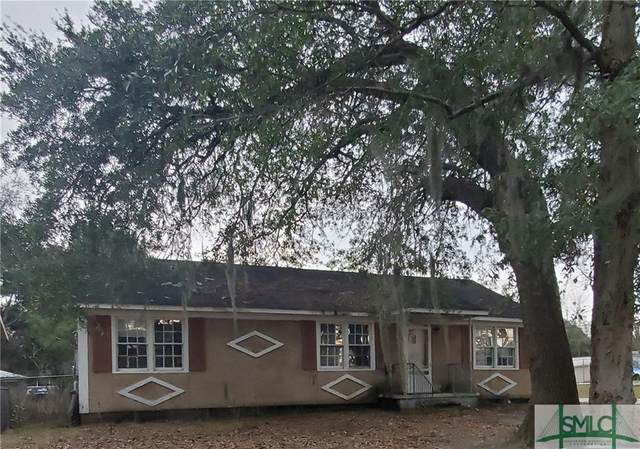 1921 Fenwick Avenue, Savannah, GA 31405 (MLS #244230) :: Bocook Realty