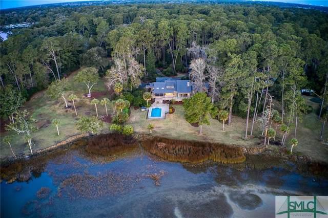 41 Island Drive, Savannah, GA 31406 (MLS #244234) :: Heather Murphy Real Estate Group