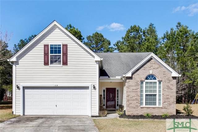 102 Cobblers Court, Pooler, GA 31322 (MLS #244235) :: Heather Murphy Real Estate Group