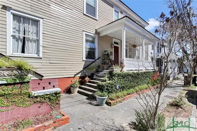 408 Seiler Avenue, Savannah, GA 31401 (MLS #244237) :: Bocook Realty
