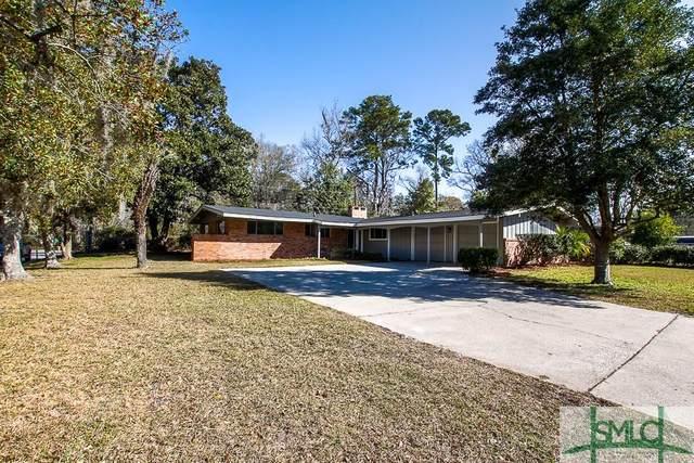 320 Windsor Road, Savannah, GA 31419 (MLS #244245) :: Bocook Realty