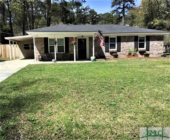 219 Pinecrest Place, Pooler, GA 31322 (MLS #244250) :: McIntosh Realty Team