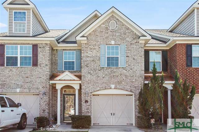 777 King George Boulevard #61, Savannah, GA 31419 (MLS #244262) :: Bocook Realty