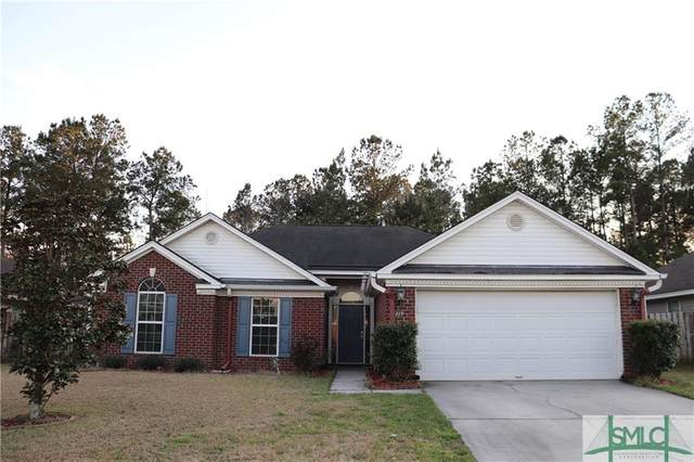 215 Chippingwood Circle, Pooler, GA 31322 (MLS #244270) :: The Arlow Real Estate Group