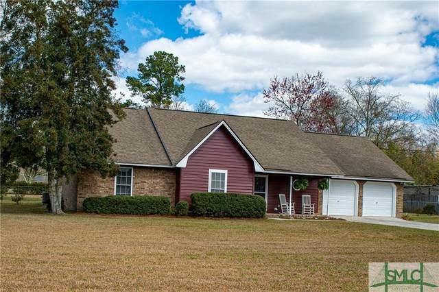523 Roebling Road, Bloomingdale, GA 31302 (MLS #244284) :: The Arlow Real Estate Group