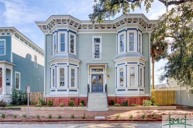 109 E Duffy Street, Savannah, GA 31401 (MLS #244302) :: Luxe Real Estate Services