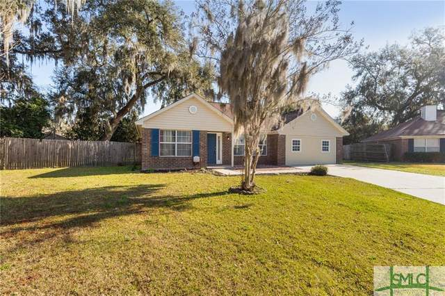 7 Mossy Court, Savannah, GA 31419 (MLS #244318) :: The Sheila Doney Team