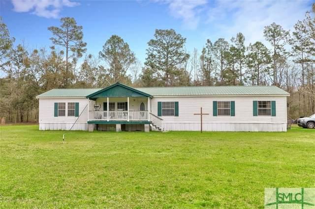 859 Mount Pleasant Road, Clyo, GA 31303 (MLS #244329) :: Bocook Realty
