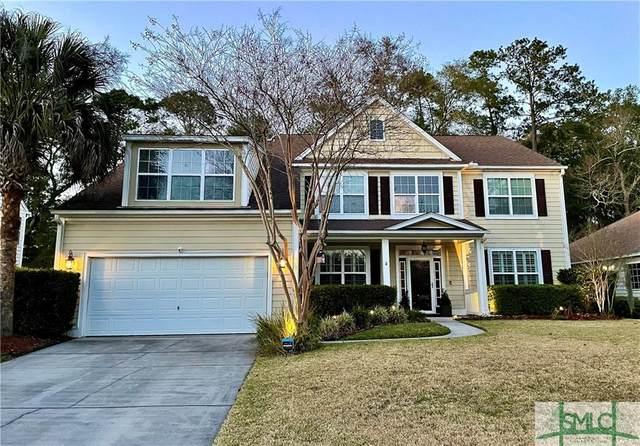 76 Coffee Pointe Drive, Savannah, GA 31419 (MLS #244331) :: Heather Murphy Real Estate Group