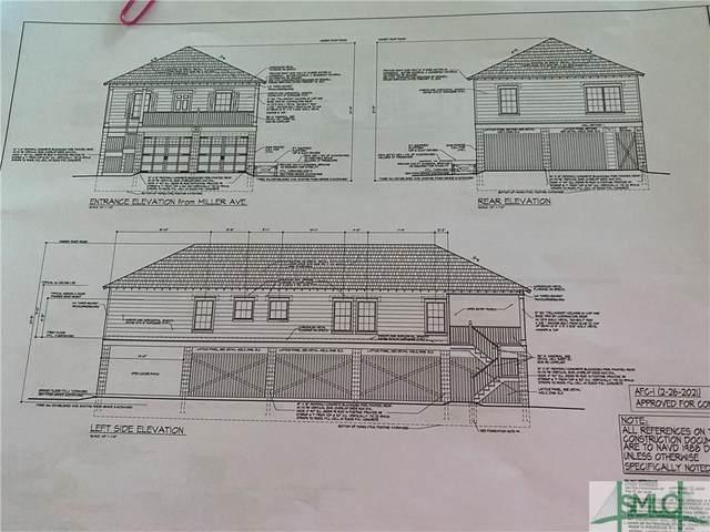 1510 Miller Avenue, Tybee Island, GA 31328 (MLS #244332) :: Keller Williams Coastal Area Partners