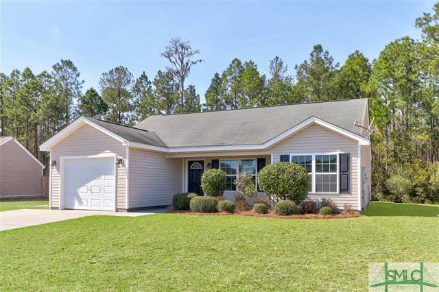 150 Willow Drive, Guyton, GA 31312 (MLS #244334) :: RE/MAX All American Realty