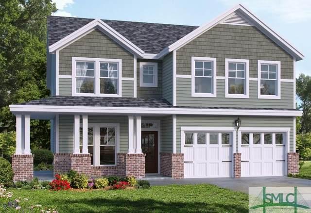 136 Champlain Drive, Pooler, GA 31322 (MLS #244337) :: Savannah Real Estate Experts