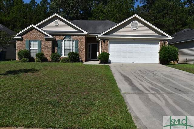 34 Carlisle Lane, Savannah, GA 31419 (MLS #244377) :: Bocook Realty