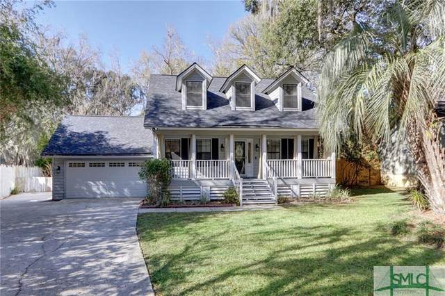 104 S Sheftall Circle, Savannah, GA 31410 (MLS #244378) :: Team Kristin Brown | Keller Williams Coastal Area Partners