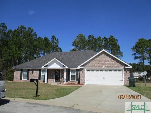 102 Shelby Rae Court NE, Ludowici, GA 31316 (MLS #244387) :: RE/MAX All American Realty