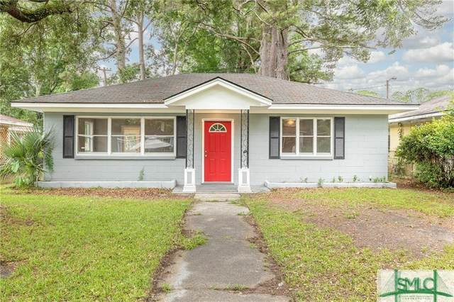 2205 Bolling Street, Savannah, GA 31404 (MLS #244391) :: Team Kristin Brown | Keller Williams Coastal Area Partners