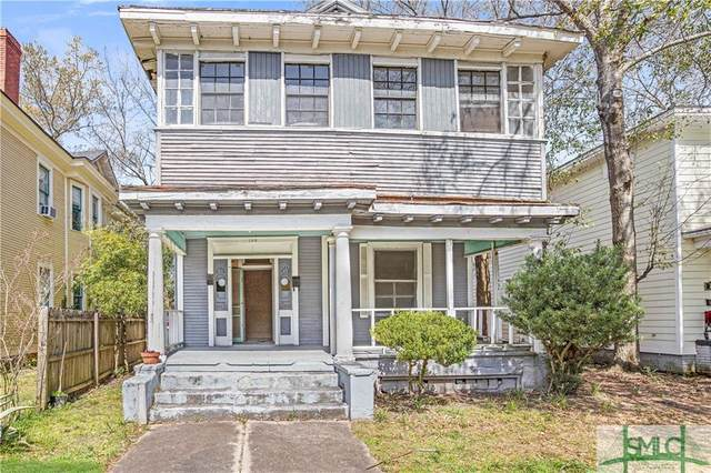 760 E Duffy Street, Savannah, GA 31401 (MLS #244399) :: The Arlow Real Estate Group