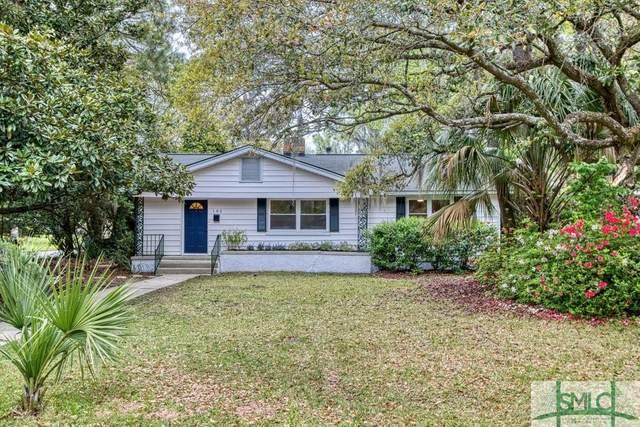 102 E 66th Street, Savannah, GA 31405 (MLS #244414) :: Liza DiMarco