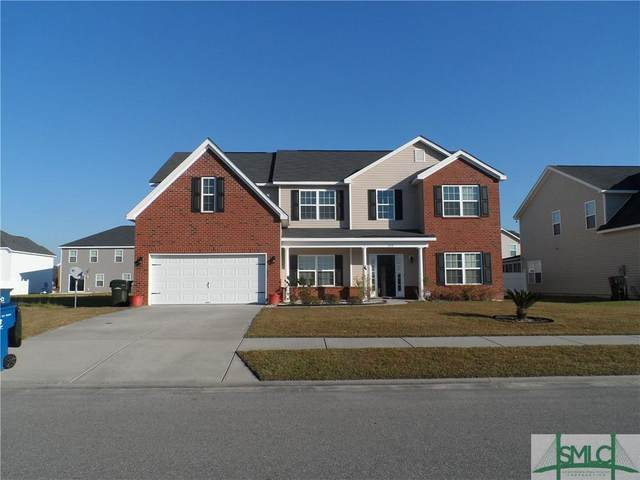 112 Miller Park Circle, Port Wentworth, GA 31407 (MLS #244430) :: The Arlow Real Estate Group