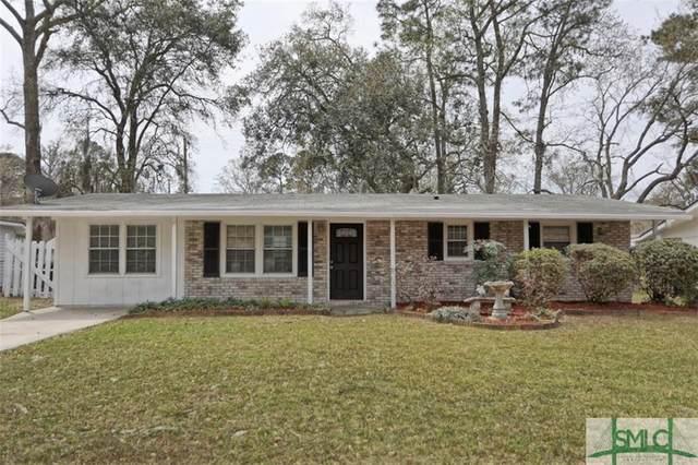107 Burbank Boulevard, Savannah, GA 31419 (MLS #244439) :: Bocook Realty
