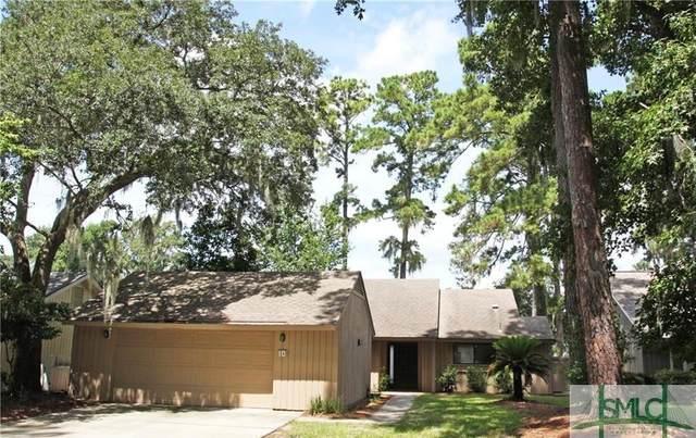 10 Robert Reid Court, Savannah, GA 31411 (MLS #244448) :: Liza DiMarco