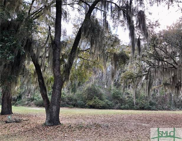 Lot 87 Oyster Point Drive, Midway, GA 31320 (MLS #244462) :: Keller Williams Coastal Area Partners