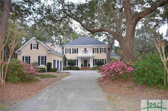 1 Causton Place, Savannah, GA 31411 (MLS #244467) :: Bocook Realty