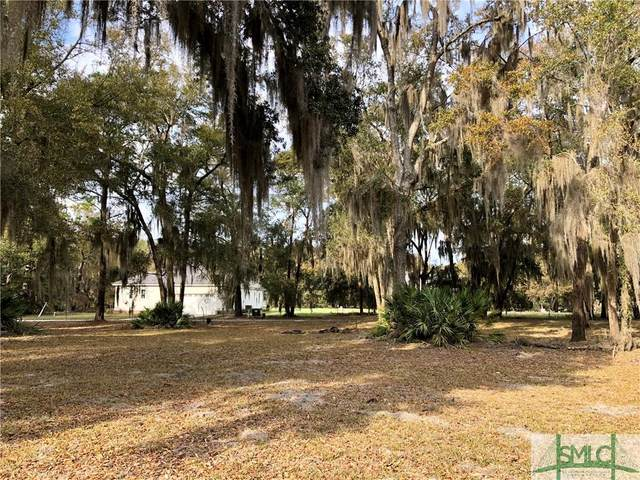 Lot 65 Oyster Point Drive, Midway, GA 31320 (MLS #244468) :: Keller Williams Coastal Area Partners
