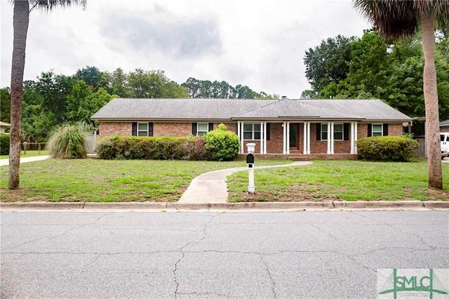 125 Cardinal Road, Savannah, GA 31406 (MLS #244489) :: Bocook Realty